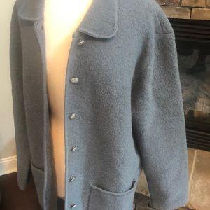 Vintage David Hollis blazer size 1X